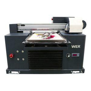 چاپگر DTG با چاپگر گرم A3 با تایید CE