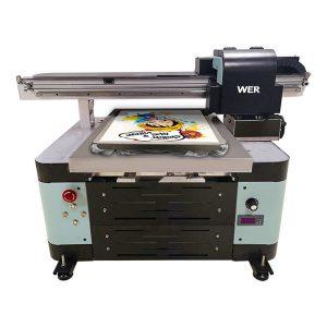 ماشین چاپ اتوماتیک ماشین a2 اندازه uv تی شرت ماشین چاپ