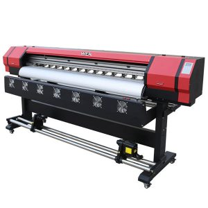 پرینتر جدید پرینتر قابل حمل با نام تجاری جدید eco solvent smart dx5 a4 flatbed printer