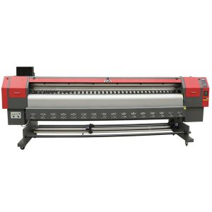 2019 نوع جدید dx5 eco solvent printer flex banner vinyl printing machine